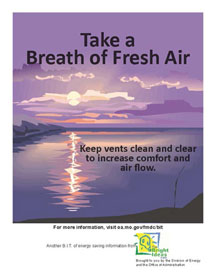 Take a Fresh Breath of Air Poster