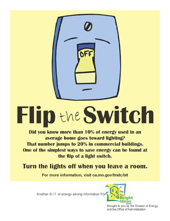 Flip the Switch!
