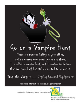 Go on a Vampire Hunt