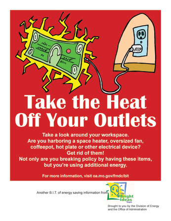 Take the Heat off Your Outlets