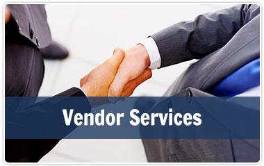 Vendor Services Portal