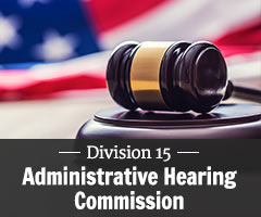 Administrative Hearing Commission