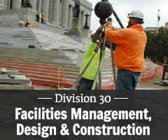Facilities Management, Design and Construction