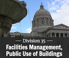 Facilities Management, Public Use of Buildings