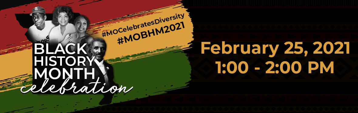 Join us for OA's Black History Month virtual Celebration