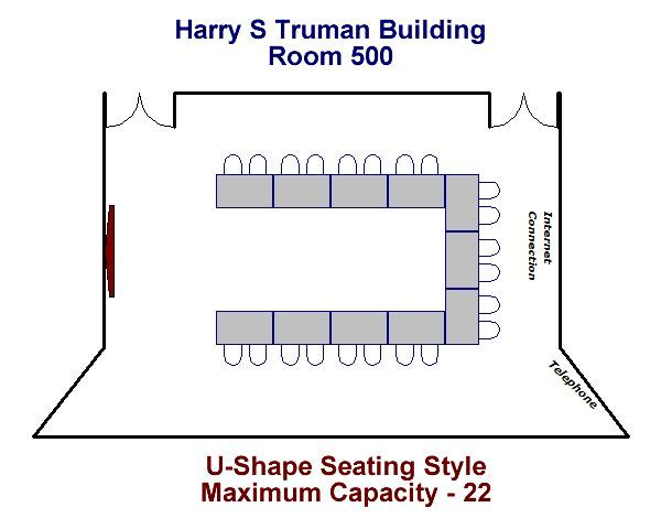 Harry S Truman Building Room 500   Office of Administration