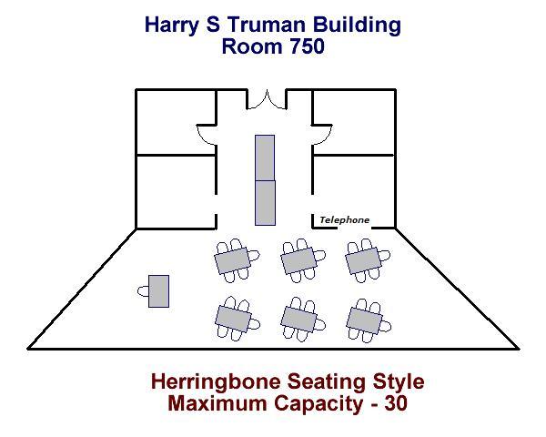Harry S Truman Building Room 750