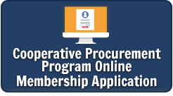 Cooperative Procurement Program Online Membership Application