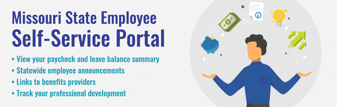 Missouri State Employee Self-Service Portal