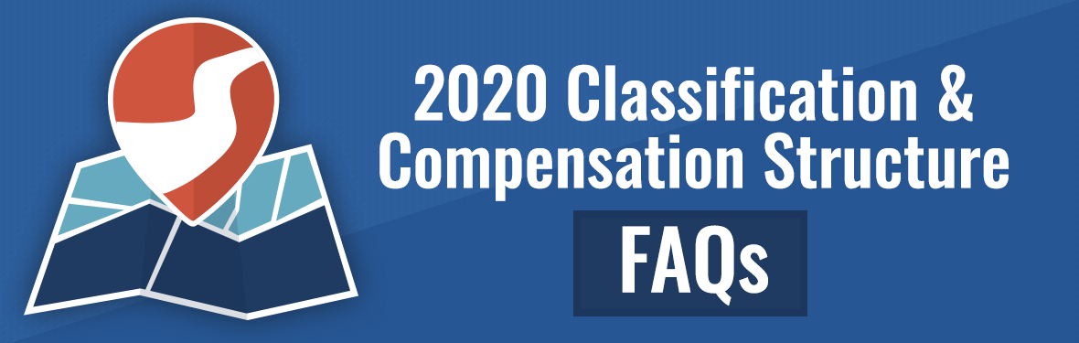 2020 Classification compensation stucture