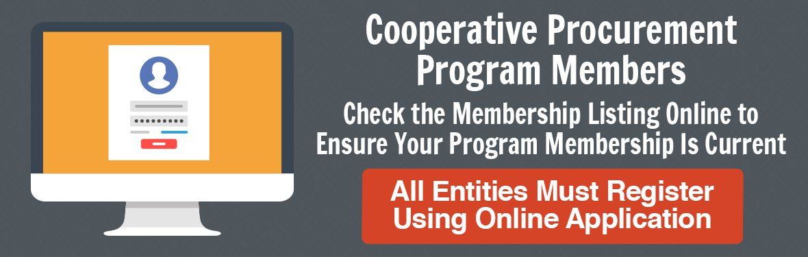 Check out the membership listing online to ensure your program membership is current