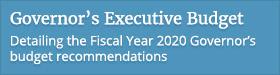 Governor's Executive Budget