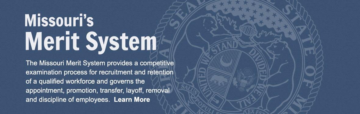 Missouri Merit System