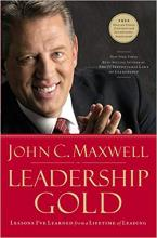 Leadership Gold Book Cover