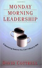 Monday Morning Leadership Book Cover