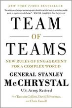 Team of Team Book Cover